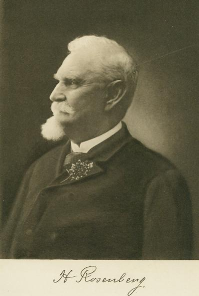 Henry Rosenberg