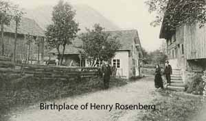 Birthplace of Henry