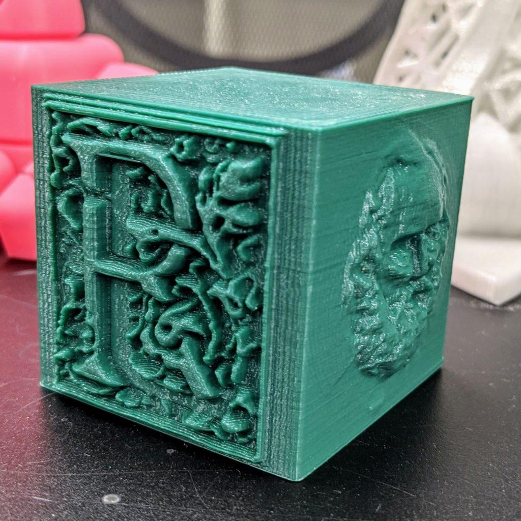 3d printing rosenberg cube