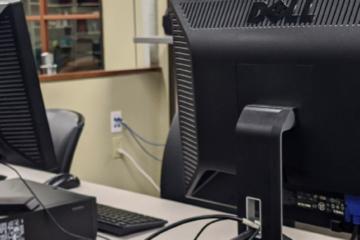 Rosenberg Library Computer Lab