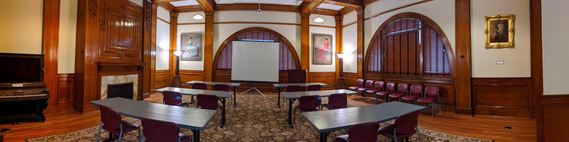 Meeting Room Header