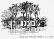 Samuel May Williams House coloring page