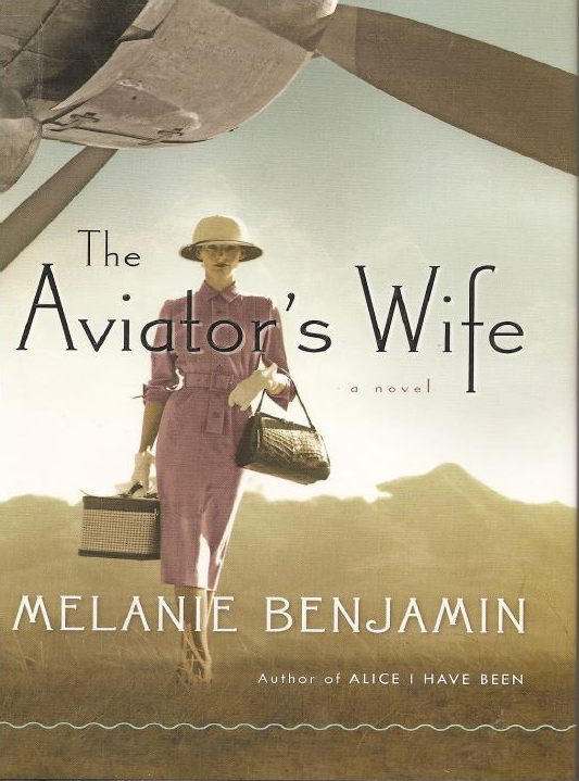 'The Aviator's Wife' cover
