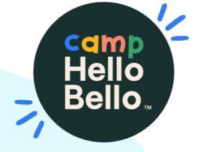 Camp Hello Bell website