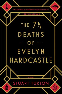 '7 ½ Deaths of Evelyn Hardcastle' cover