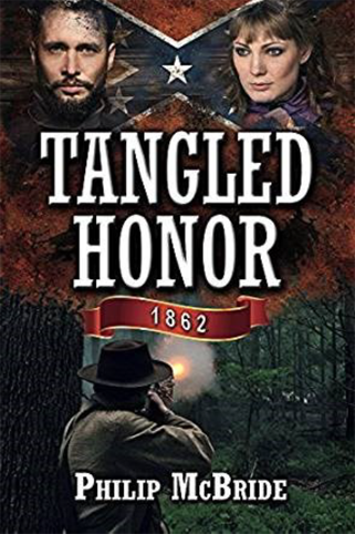 'Tangled Honor' cover