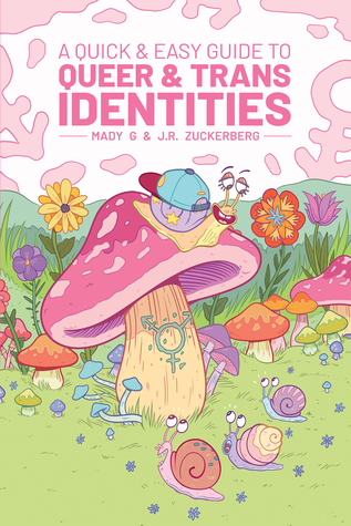 'A Quick and Easy Guide to Queer and Trans Identities' cover
