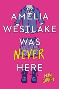 'Amelia Westlake' cover