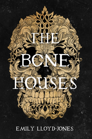 'The Bone Houses' cover