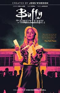 'Buffy the Vampire Slayer' cover