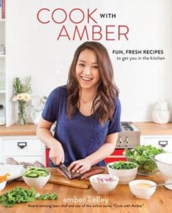 'Cook with Amber' cover