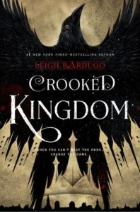 'Crooked Kingdom' cover