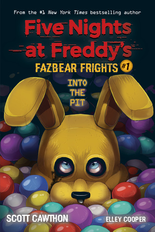 'Five Nights at Freddy's series' cover 1