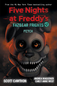 'Five Nights At Freddy's' cover 2