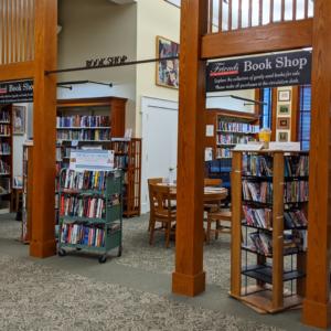 Friends Book Shop - square