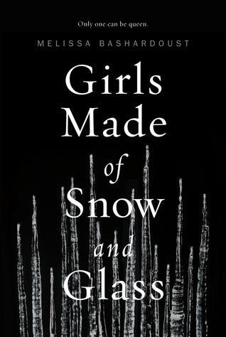 'Girls Made of Snow and Glass' cover