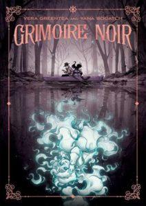 'Grimoire Noir' cover