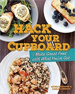 'Hack Your Cupboard' cover