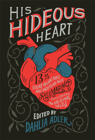 'His Hideous Heart' cover