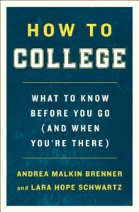 'How to College' cover