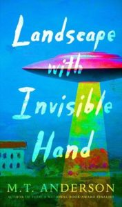 'Landscape with Invisible Hand' cover