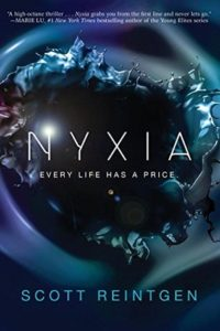 'Nyxia' cover