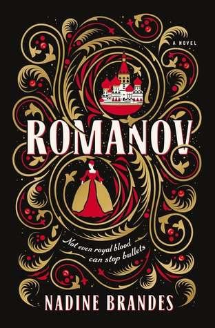 'Romanov' cover
