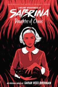 'The Chilling Adventures of Sabrina' cover 2