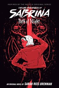 'The Chilling Adventures of Sabrina' cover 3