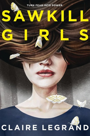 'Sawkill Girls' cover