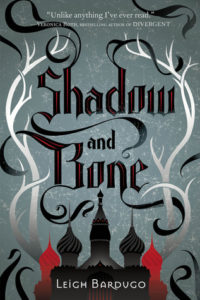 'Shadow and Bone' cover