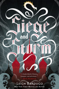 'Siege and Storm' cover