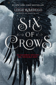 'Six of Crows' cover