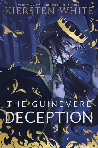 'The Guinevere Deception' cover