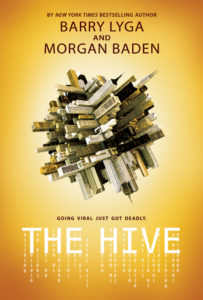 'The Hive' cover