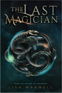 'The Last Magician' cover