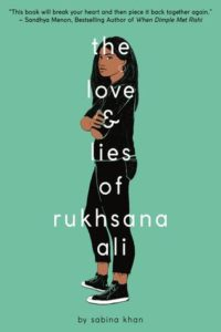 'The Love and Lies' cover