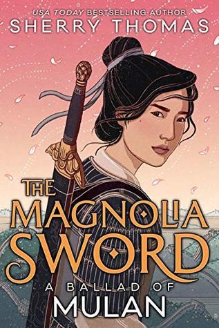 'The Magnolia Sword' cover