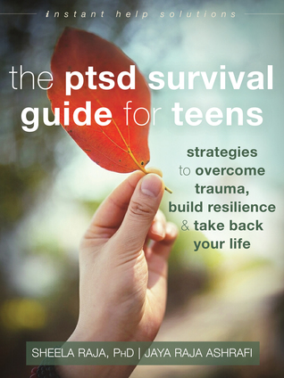 'The PTSD Survival Guide for Teens' cover