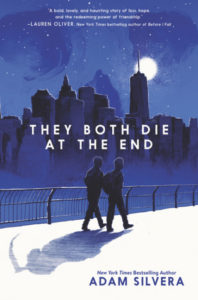'They Both Die at The End' cover