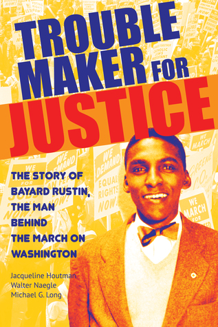 'Troublemaker for Justice' cover