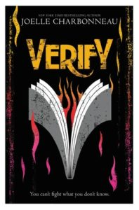 'Verify' cover