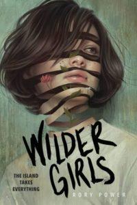 'Wilder Girls' cover
