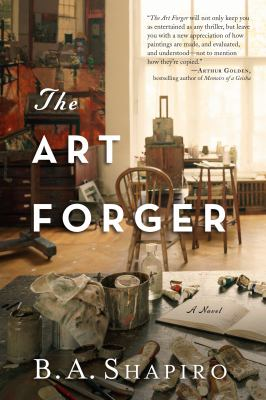 'The Art Forger' cover