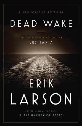 'Dead Wake' cover