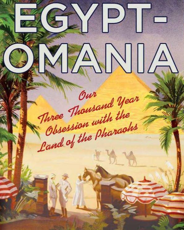'Egyptomania' cover