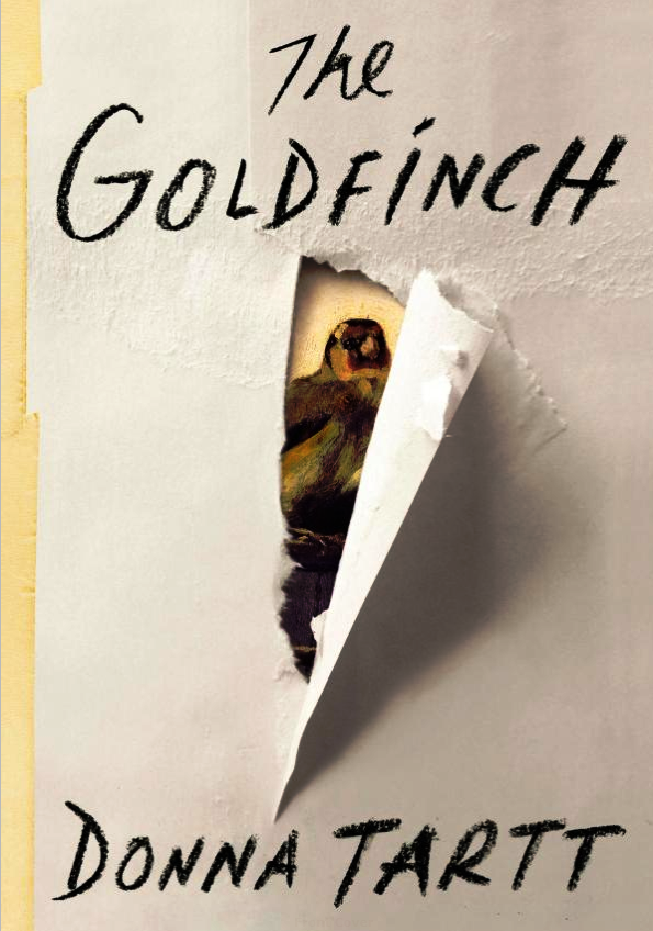 'The Goldfinch' cover