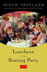 'Luncheon of the Boating Party' cover