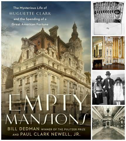 'Empty Mansions' cover