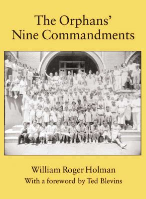 'The Orphans' Nine Commandments' cover